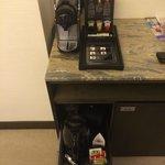 Continental Club Room - Nespresso Machine & Boiler