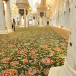 The big carpet.