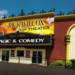 Rick Wilcox Magic Theater, Wisconsin Dells