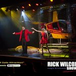 Big Stage Illusion, Rick Wilcox Theater