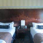 Magical surprises in the hotel rooms!