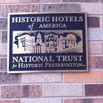 One of the National Trust of Historic Hotels
