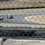 Porsche RS in turn 1