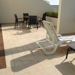 our huge terrace