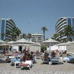 Porto Bello Hotel Beach - Antalya, Turkie