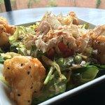 Sesame Shrimp Salad