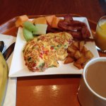 Breakfast Cooked to order Omelet