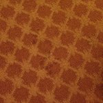 Stains on the carpet