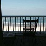 Ocean front studio deluxe room view