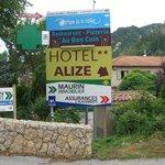 Photo de Hotel Alize