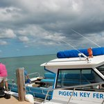 Ferry to Pigeon Key