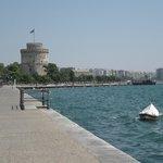 The White Tower Thessaloniki Greece