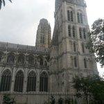Autre vue de la cathédrale de Rouen