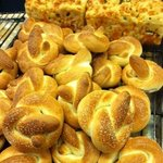 Breads galore at Sisters Bakery!