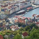 Vista de Bergen