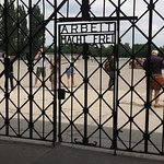 The Gates at Dachau