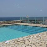 Refreshing, clean pool