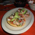 Amazing Shrimp Ceviche Tostadas