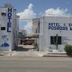 Bienvenidos a La Paz, B. C. S. ¡ nuestro hotel es su casa !