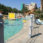 Water Park Area