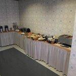 Hotel Krystal - Café da manhã