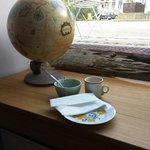 Mi desayuno al lado del mundo