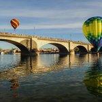 Lake Havasu City Balloon Fest 1