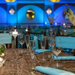 Wedding Reception in California Ballroom