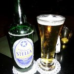 Stella Beer Egyptian style