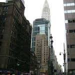 Lexington Street Chrysler Building