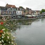 Le quartier Saint Leu, la Somme