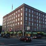 Hawthorne Hotel - August 2014