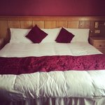 Our beautiful bed x