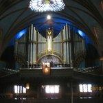 Massive Organ Pipes