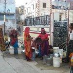 Donne del villaggio di Khandela