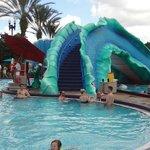 Pool/Water Slide