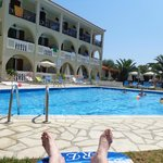 Basen Hotelu Pallas
