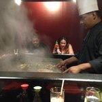 Hibachi w/Chef Nick