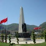 Монумент в честь героев Турции