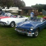 MG owners club visit