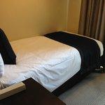 Single (i.e. twin) bed