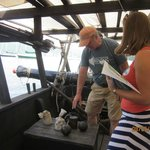 Tour of Benedict Arndold's Gunboat