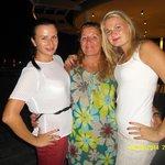 Marina,Jitka,Jana