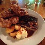 Roast Pork Sunday Lunch (10/10)