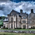 The beautiful Clennell Hall