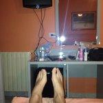 Photo de Hotel Villa Ombrosa