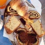 Le colazioni deliziose del Giglio Del Conero!