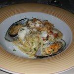 Incredible dish from Portofino