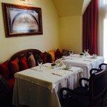 breakfast/dinning room