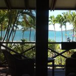 View from your bed Oceanview